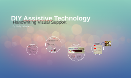 DIY Assistive Technology