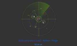 Subconjuctival Hemorrhage