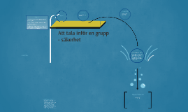 Sv 1 - Att tala inför en grupp