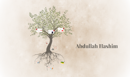 Abdullah Hashim