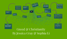 Greed & Christianity