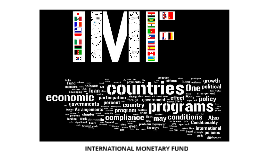 International Trade Organizations: The IMF