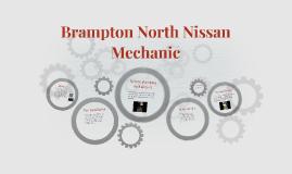 Brampton North Nissan Mechanic