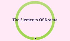 Drama Assignment