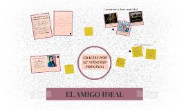 EL AMIGO IDEAL