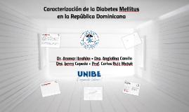Presentación Censo de Diabetes