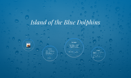 The Island of Blue Dolphins
