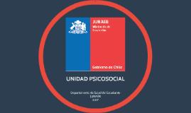 Unidad Psicosocial 2017