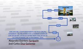 Copy of ANÁLISIS DEL COMPORTAMIENTO TÁCTICO GRUPAL OFENSIVO Y SU REL