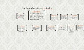 Legislación Educativa en Colombia