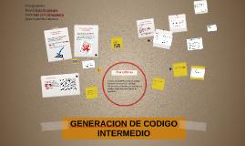 Copy of GENERACION DE CODIGO INTERMEDIO