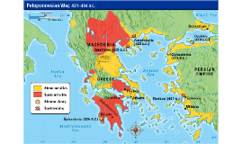 2 minute debrief- Peloponnesian War