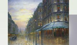 Mon Visite a Paris!