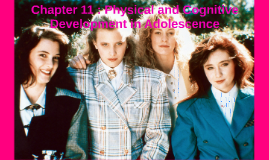 Chapter 11 : Physical and Cognitive Development in Adolescence