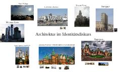 Architektur im Identitätsdiskurs