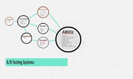 A/B Testing Systems