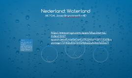 Nederland; Waterland
