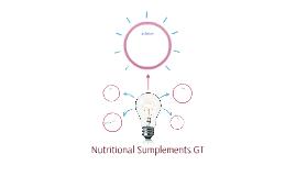 Nutritional Sumplements