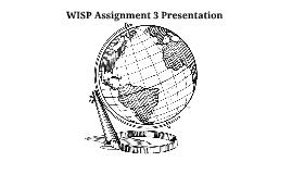 WISP 3 Presentation
