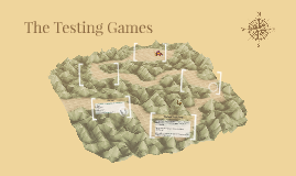 The Testing Games