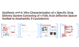 Copy of Synthesis and In Vitro Characterisation of a Specific Drug D