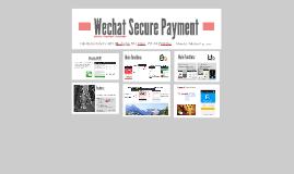 Wechat Secure Payment