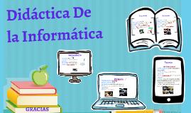 Didactica De la Informatica