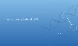The Discovery behind DNA