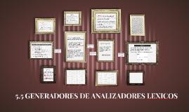 Copy of 5.5 GENERADORES DE ANALIZADORES LEXICOS
