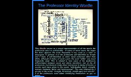 Professor Identity Wordle