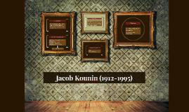 Jacob Kounins