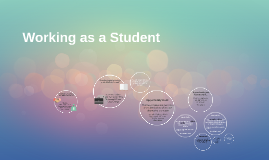 Working as a Student
