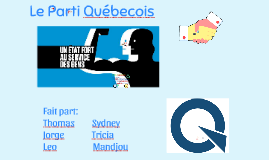 Le Parti Québecois