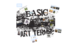 Basic Art Terms