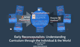 Theoretical Discourse Research and Presentation Project for CIMT 860
