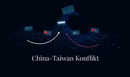 China-Taiwan Konfikt