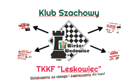 """TKKF Leskowiec """"Wieża"""" Wadowice"""
