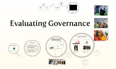 Evaluating Governance
