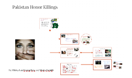 Pakistan Honor Killings