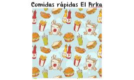 Comidas rápidas El Arka