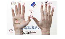 PROTECCIÓN DE MANOS FILTROS LYS