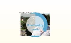 President's Video Address