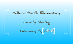 Willard North Elementary