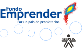 Formulando Proyectos FONDO EMPRENDER