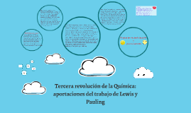Copy of Tercera revolución de la Química: aportaciones del trabajo d