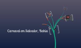 Carnaval Bahia