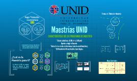 Maestrías UNID General