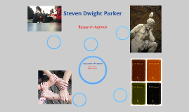 Steven Dwight Parker's Research Agenda