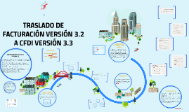 TRASLADO DE FACTURACIÓN VERSIÓN 3.2 A CFDI VERSIÓN 3.3