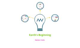Earths Begining